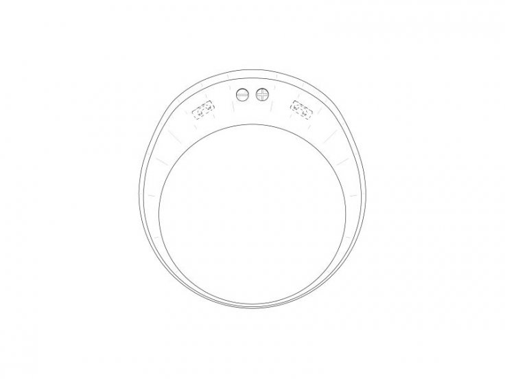 Samsung ring patent - side