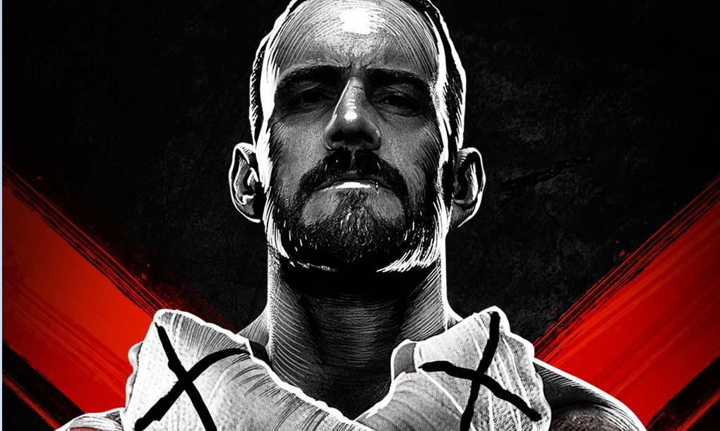 CM Punk WWE 13