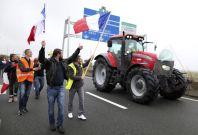 Calais protests