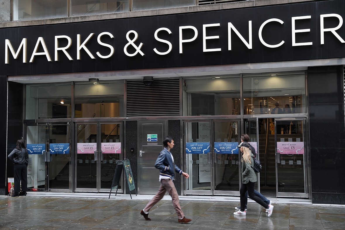 Marks & Spencer to open 36 new shops but shut six stores