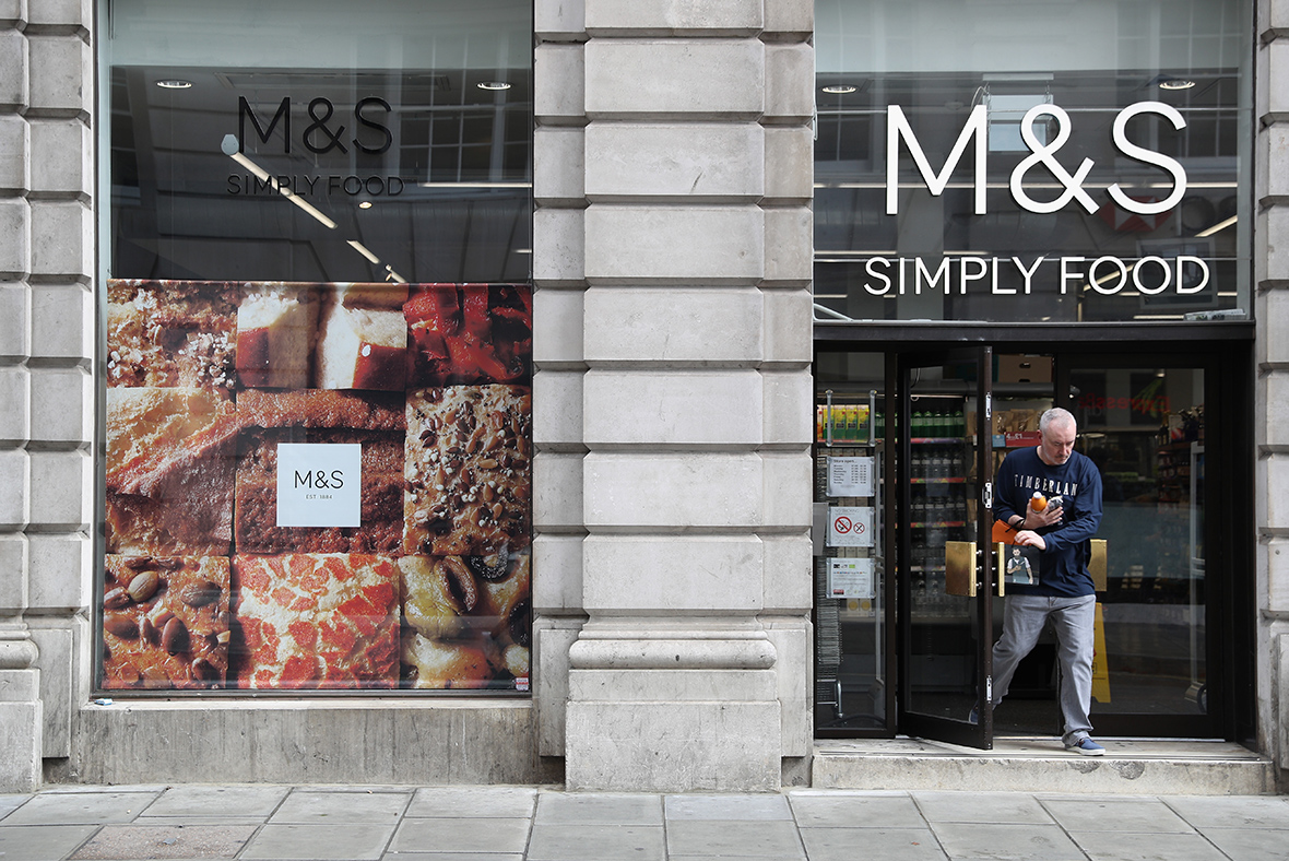 M&S 'to close dozens of high street stores' in shake-up