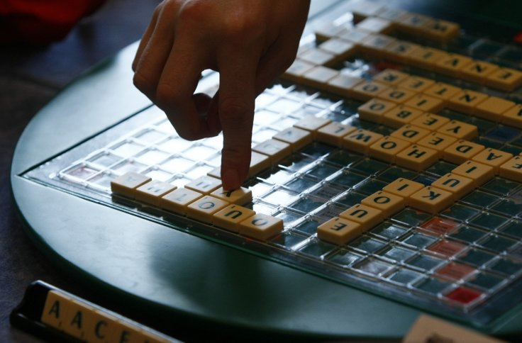 Scrabble played at World Championships