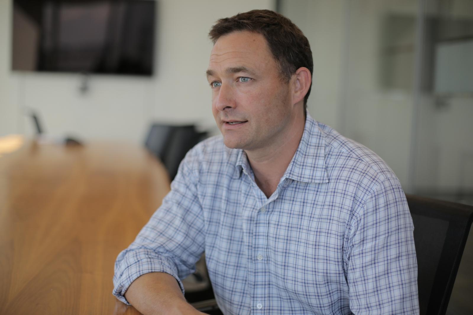 Richard Laughton, Chief Executive Officer, easyCar II