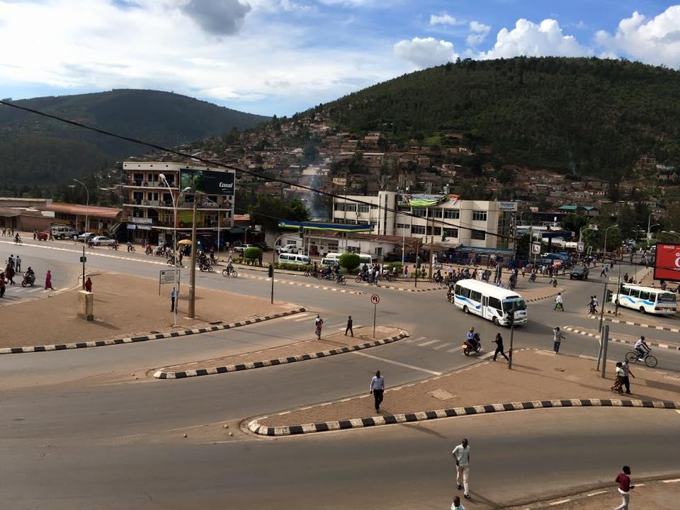 Kigali bus station