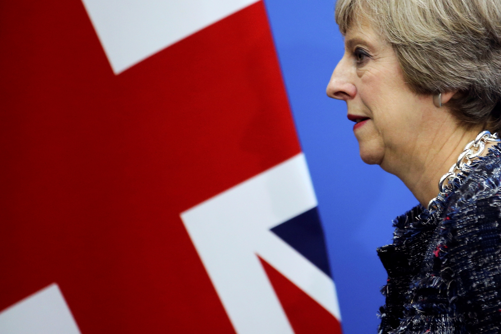 BREXIT: May speaks, Europe doesn't