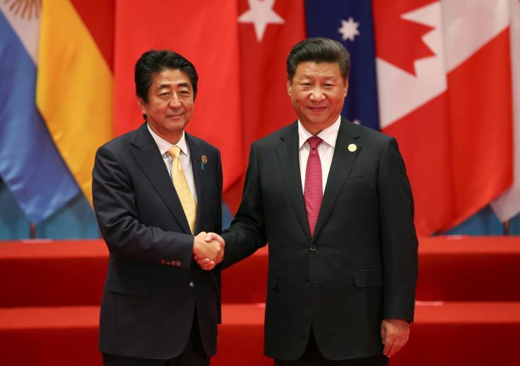 Japan China talks