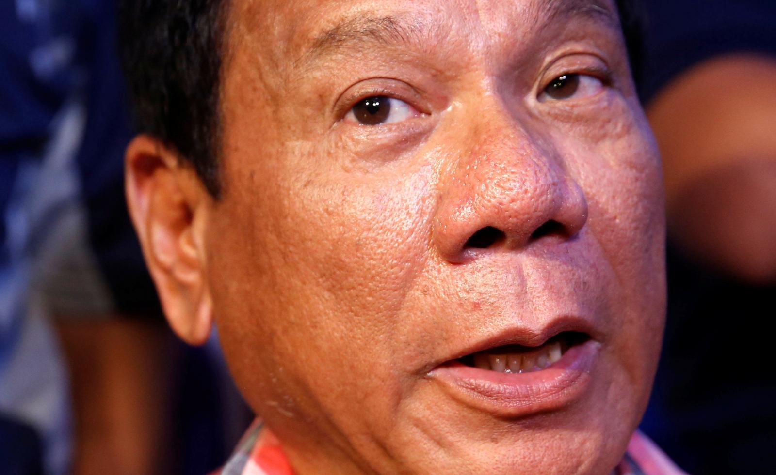 Duterte on Abu Sayyaf