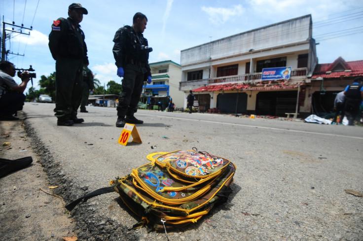 Thailand school blast