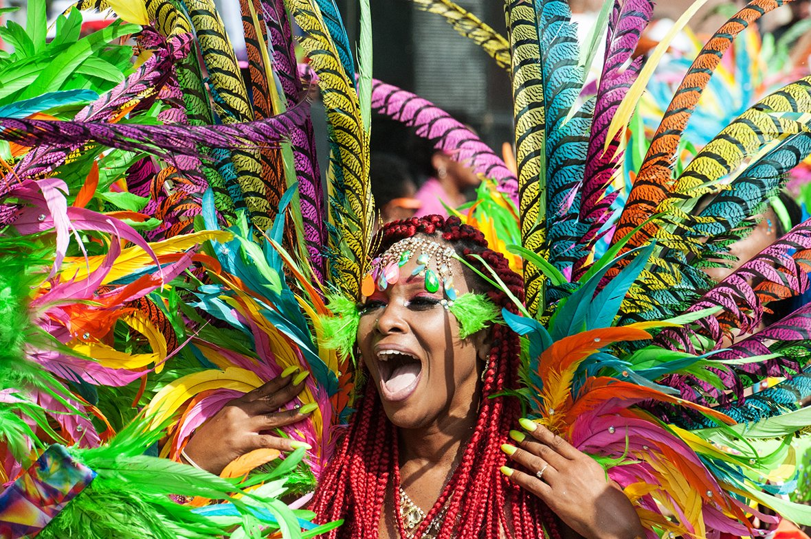 West Indian Day Parade~2015~Brooklyn~Sesame Carnival ... |West Indian Carnival Queen