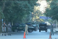 12 hour siege on national NGO in Kabul ends