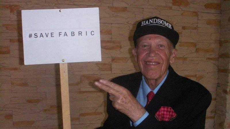 Save Fabric
