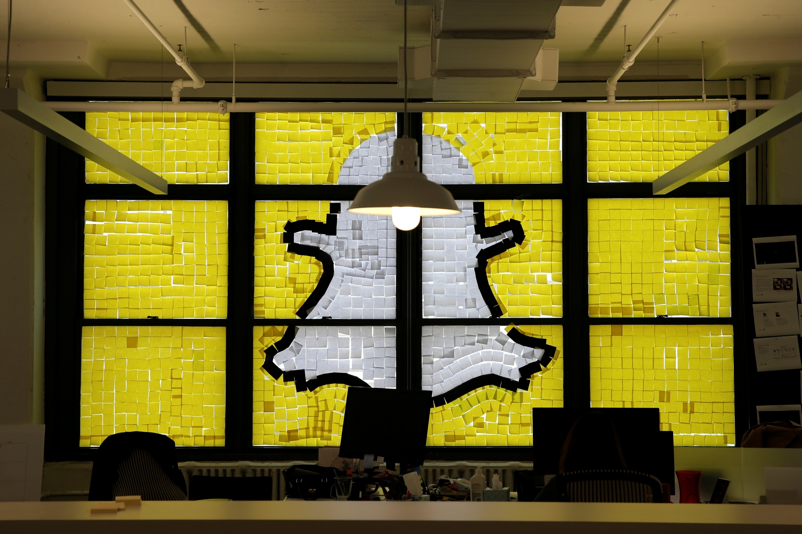 Snapchat working on augmented reality hardware