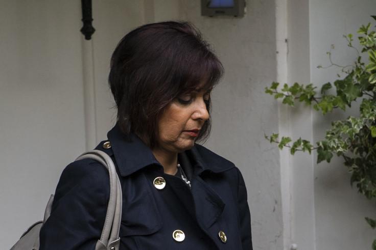 Maria Fernandes Keith Vaz MP
