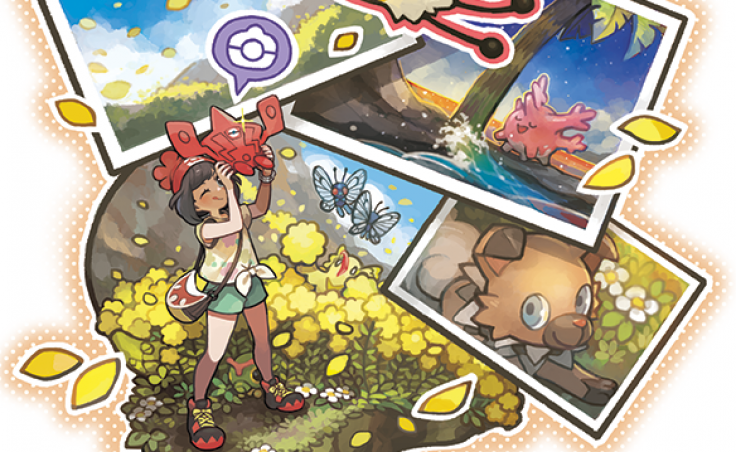Pokemon Sun and Moon Poke Finder
