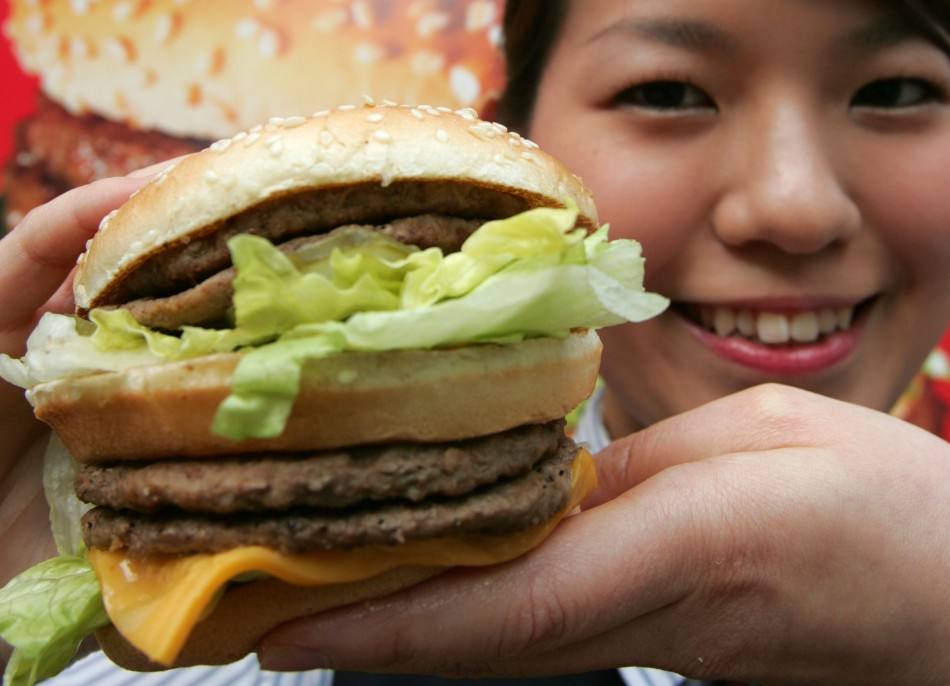 McDonalds' Big Mac
