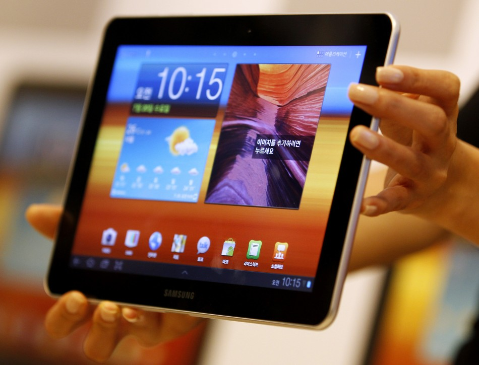 Rival Tablet Makers Suggest Samsung Galaxy Tabs Will Never Beat Apple iPad