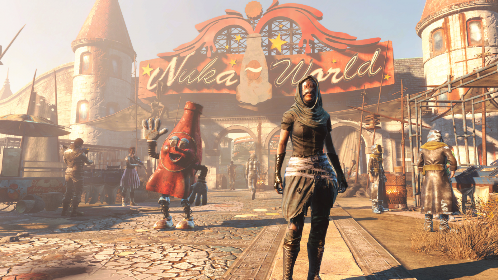 Fallout 4 Nuka World review header