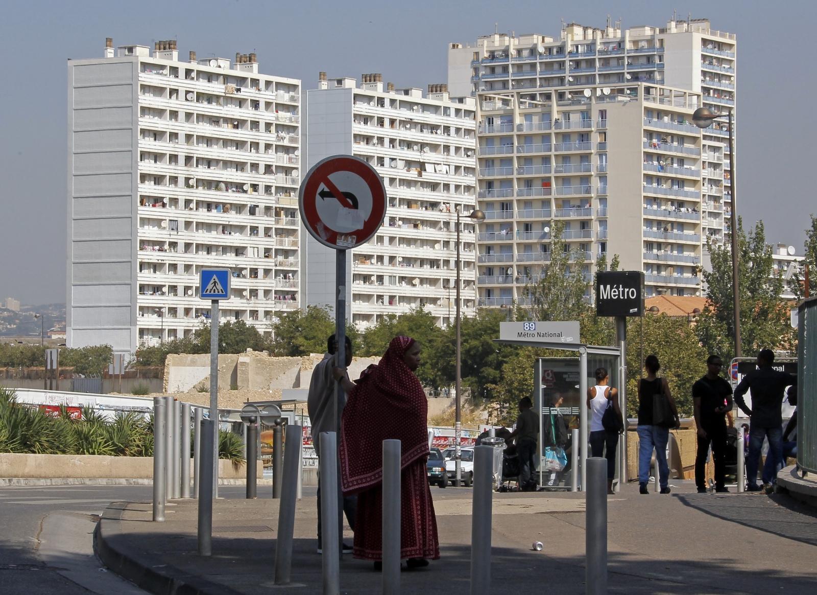 Marseille gangland