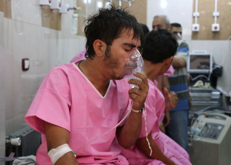 chlorine syria