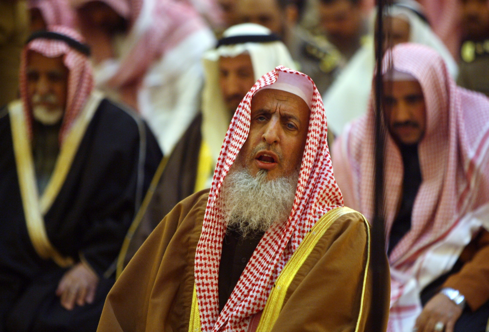 Abdul Aziz al-Sheikh