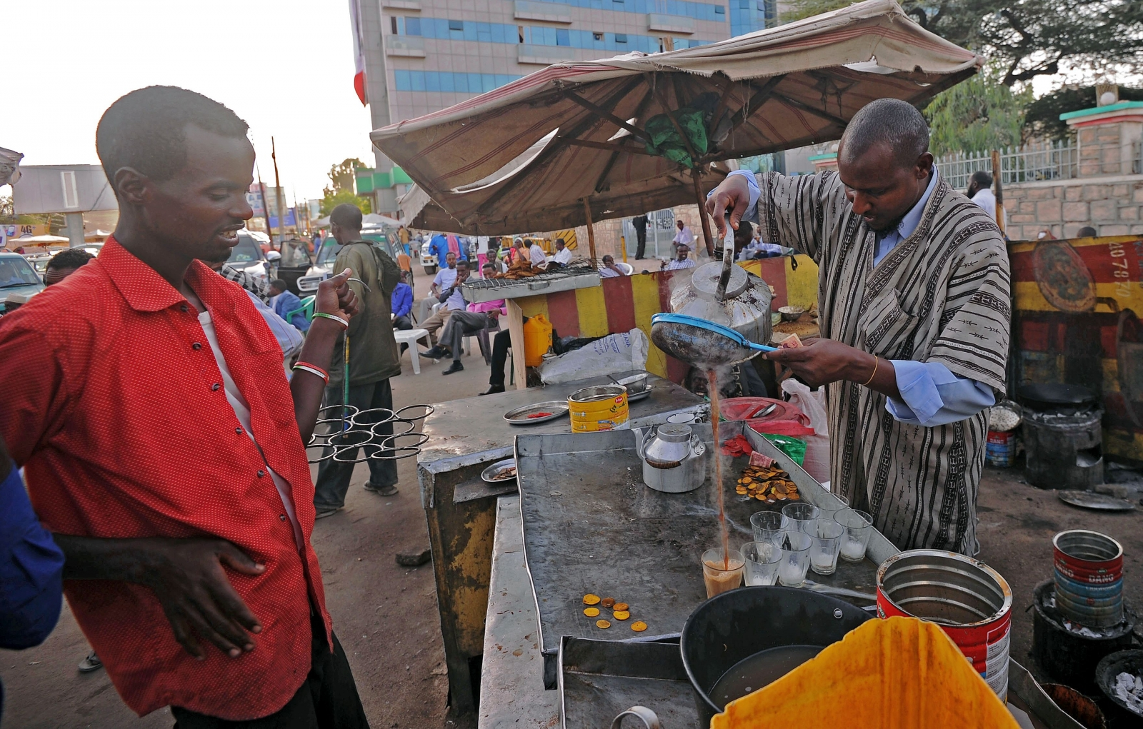 Hargeisa in Somaliland