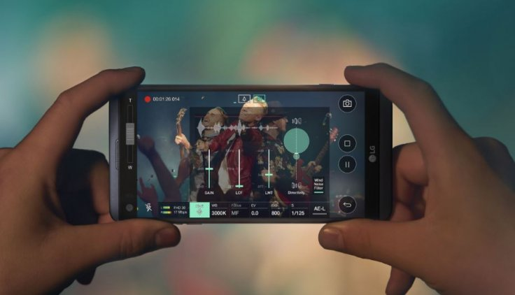 LG V20 unveiled