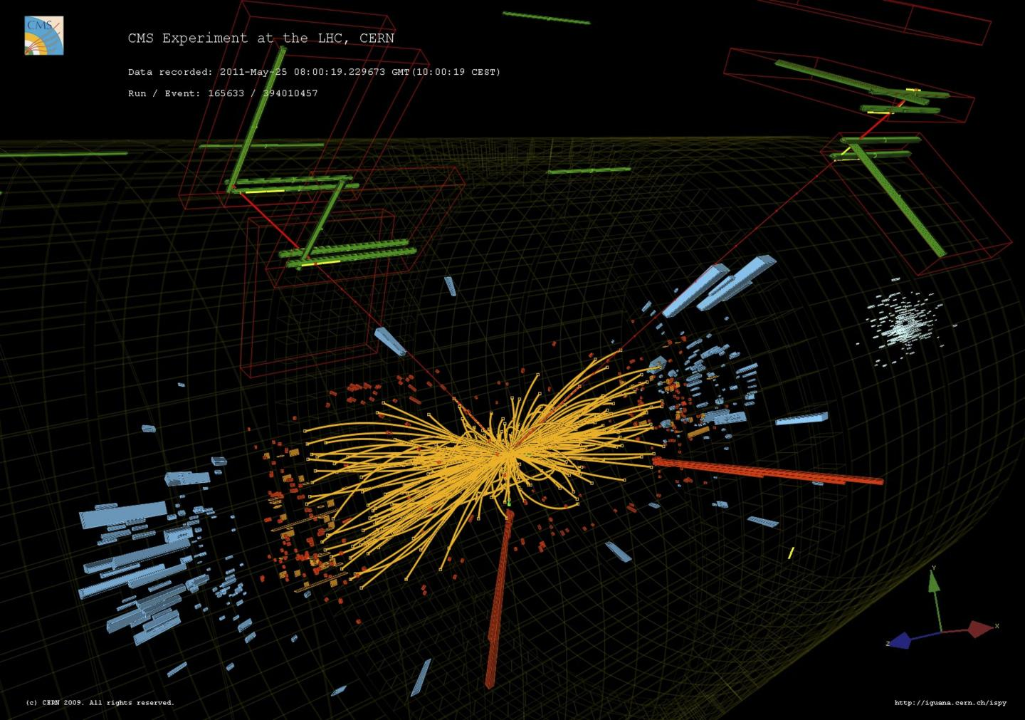 CERN LHC: New Madala boson predicted that interacts with ...