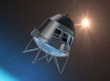 KuangChi Science's Traveller space capsule ride