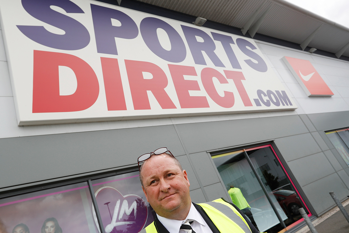 direct sports ashley mike shirebrook headquarters darren agency bid reuters staples founder ibtimes directors could