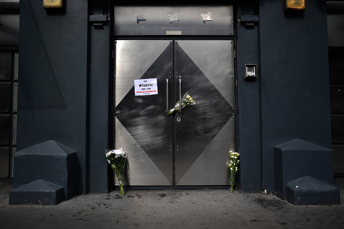 & World of music reacts to iconic Fabric nightclub closure