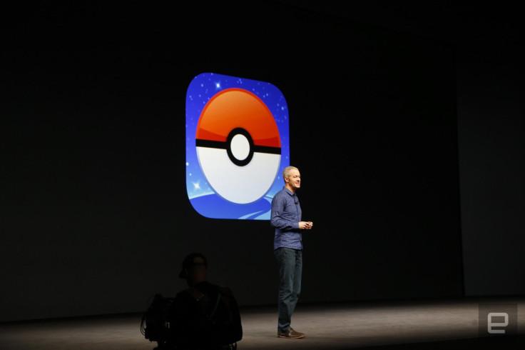 Apple Event Pokemon Go