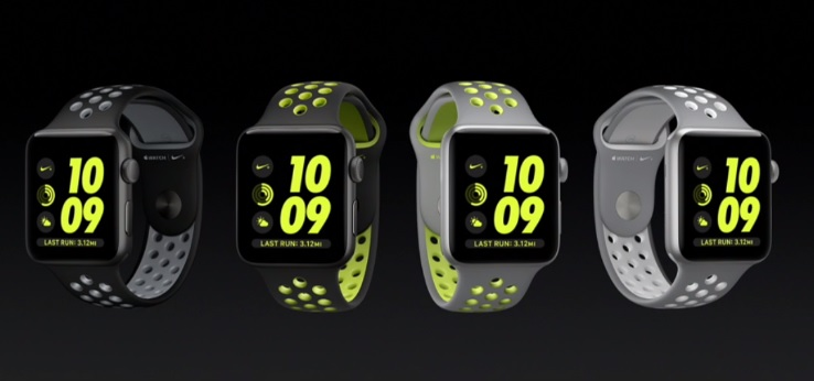 Apple Watch Series 2 arrives at media event alongside iPhone 7