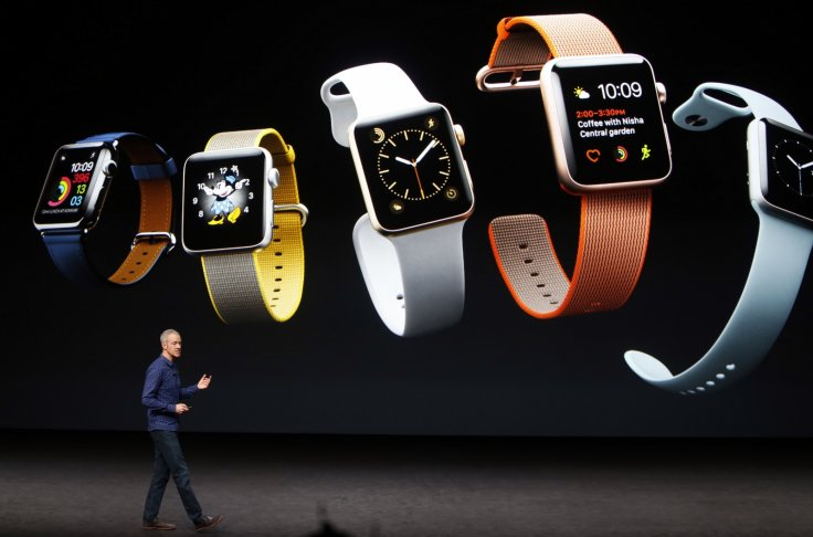 Apple Watch sales dominate global smartwatch market share