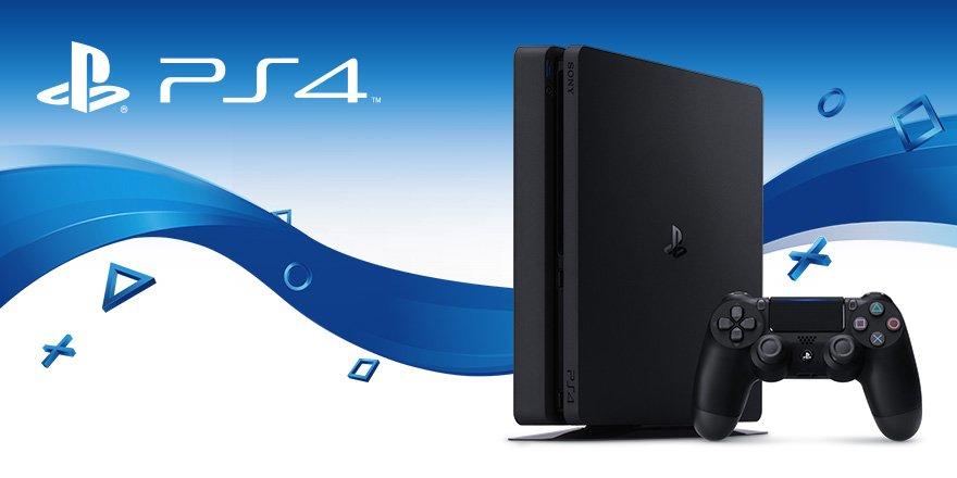 PS4 Slim reveal