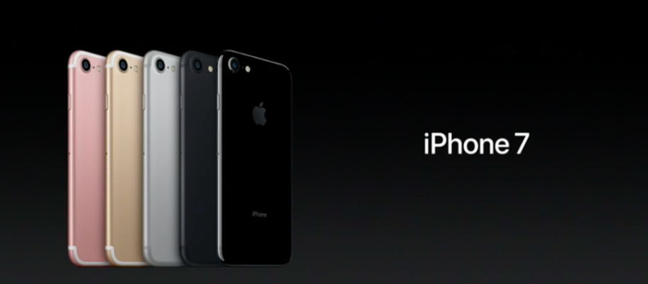 Apple iPhone 7: Water-resistance, stereo speakers and longer battery life