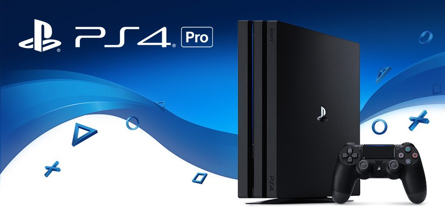 PS4 PlayStation Pro 4K