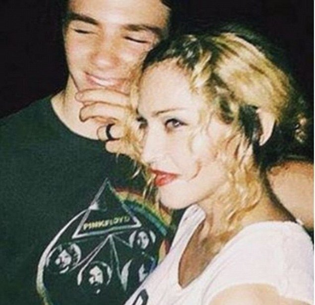 Madonna custody battle