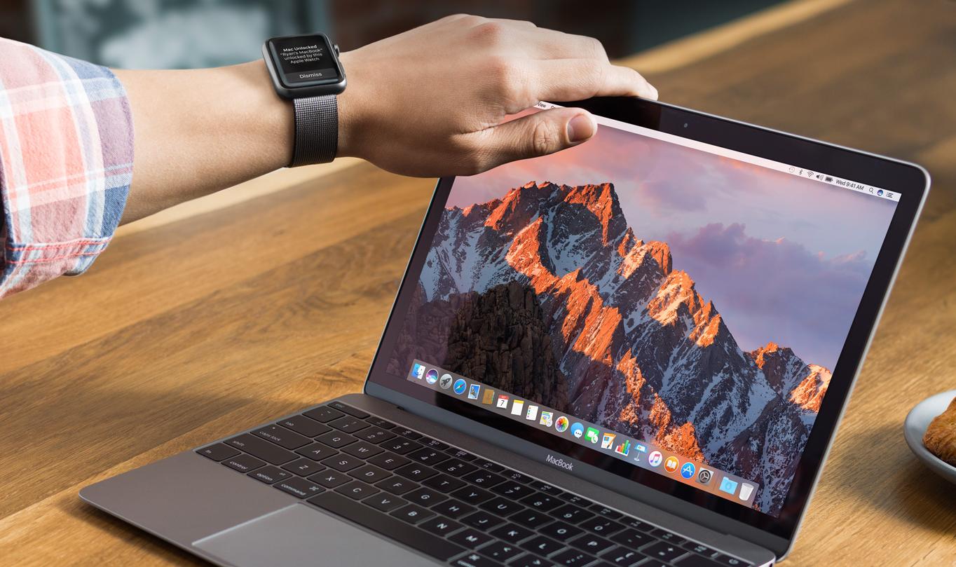macOS Sierra releasing on 20 September