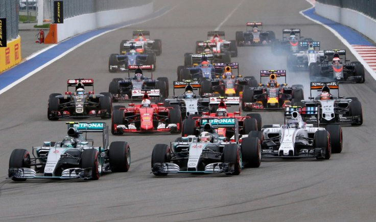 Liberty Media to buy Formula One from a group led by private equity firm CVC Capital Partners