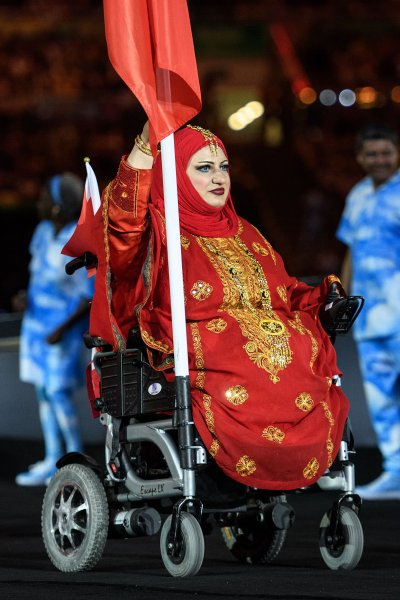 Paralympic Opening Ceremony