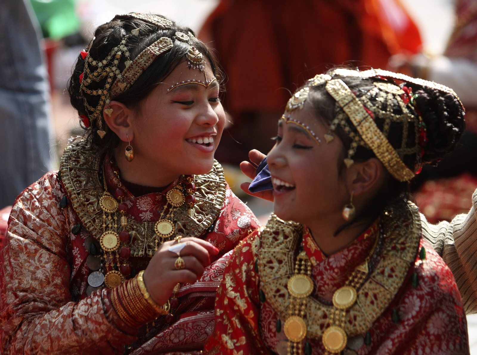Nepal child marriage