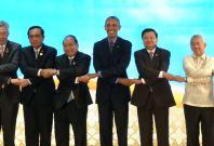 Obama attends ASEAN meeting in Laos