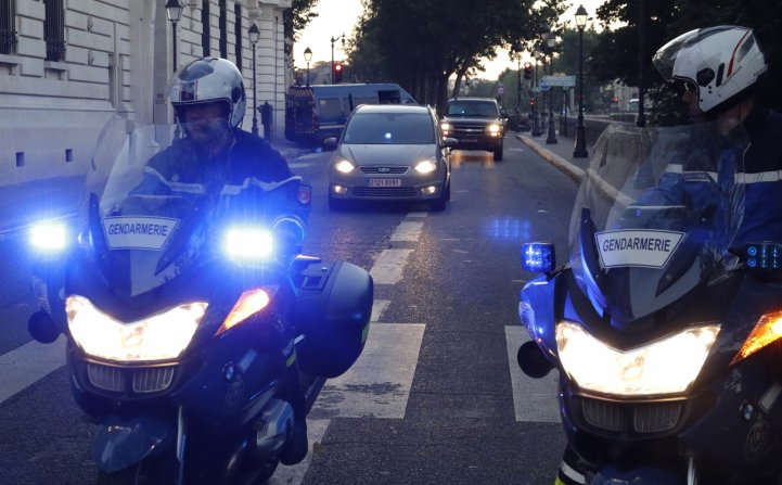 Paris attack suspect