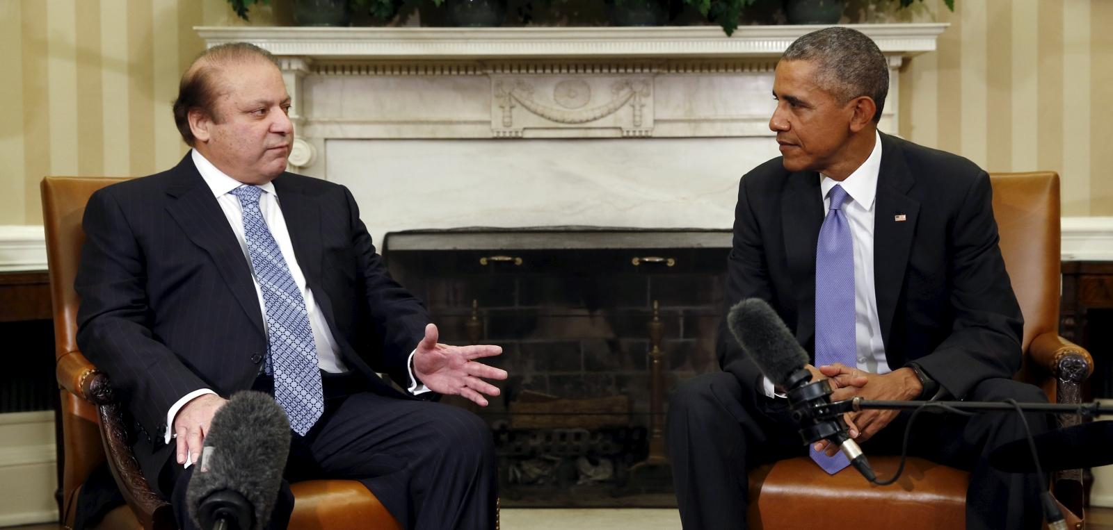 Obama-Nawaz Sharif