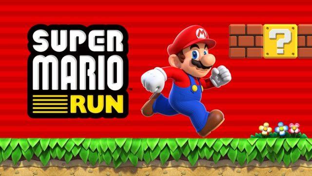 Super Mario Run Nintendo