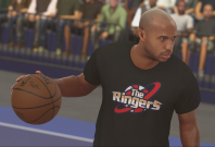 Thierry Henry NBA 2K17
