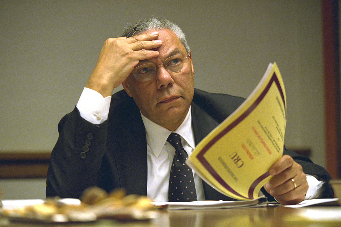 Colin Powell Says Israel Has 200 Nukes In Leaked Email