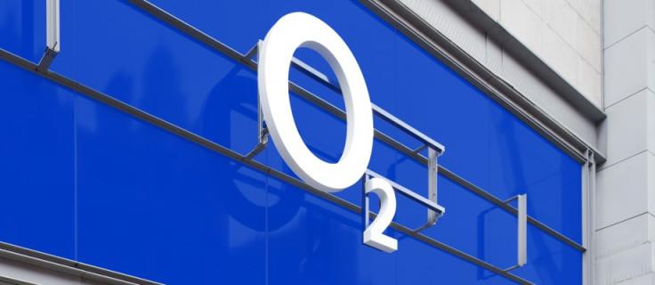 O2 logo O2 store