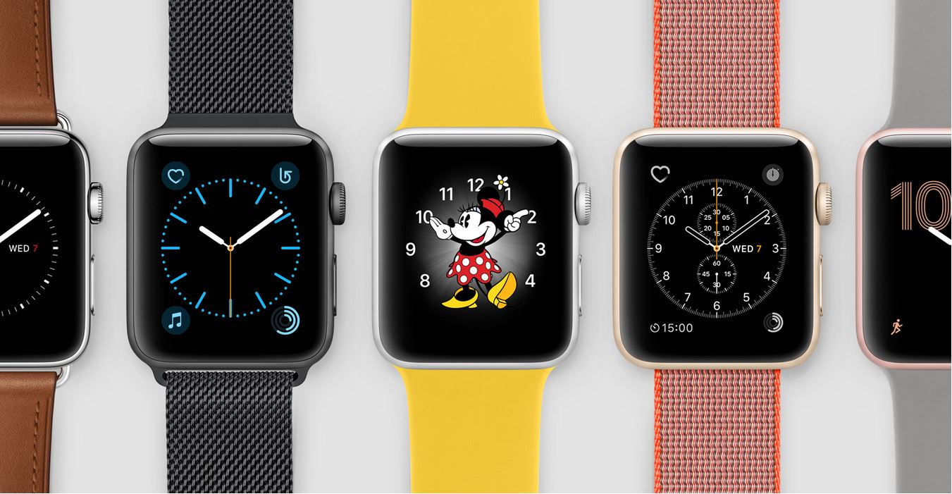 Apple Watch 1 vs Apple Watch 2: Specs and features of new ...