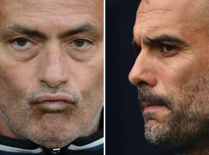 Mourinho vs Guardiola